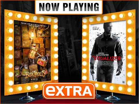 Now Playing Live Movie Reviews: 'The Equalizer' vs. 'The Boxtrolls'