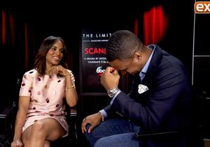 'Scandal' Premiere: Kerry Washington Dishes on Olivia Pope's Whereabouts