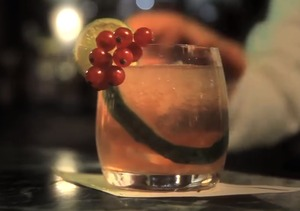 How to Make George Clooney's Wedding Cocktail