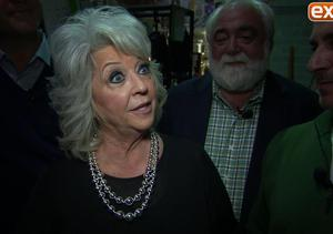 Tearful Paula Deen Unveils New Network in North Carolina