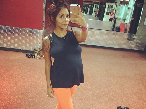 Snooki Welcomes Baby Girl! Find Out Her Name
