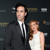 Isla Fisher and Sascha Baron Cohen Expecting Again!