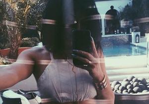 Skinstagram! Kylie Jenner in White Hot Bikini Pics