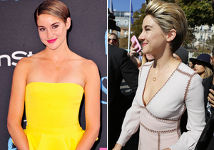See Shailene Woodley's New Blonde 'Do!