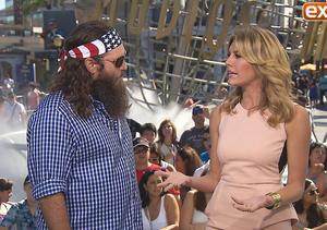 Willie Robertson Is Goin' Hollywood with 'Left Behind'