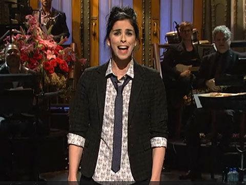 'SNL' Recap: Sarah Silverman's Funniest Skits!