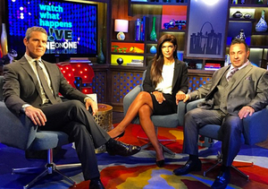 Andy Cohen Breaks Down Rumors About Teresa and Joe Giudice
