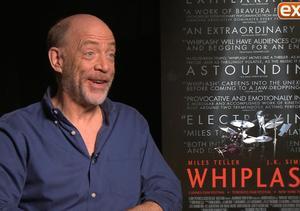 'Extra' Talks with 'Whiplash' Stars