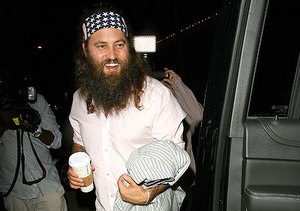 'Duck Dynasty' Goes Hollywood! Willie Robertson, Uncle Si and the Family Party After 'DWTS'