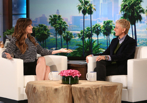 TMI! Jennifer Garner Dishes with Ellen About Ben Affleck's Full Frontal Scene