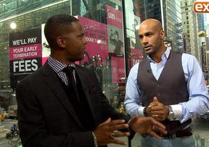 Boris Kodjoe on His Sexy New Film, 'Addicted,' and His Secret to Looking Young