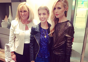 Make-A-Wish: Rachel Zoe Meets with 15-Year-Old Fashionista