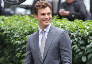 "Jamie Dornan filmed reshoots for ""Fifty Shades of Grey"" in Vancouver."