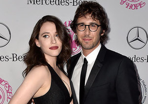 Hot Hookup! Kat Dennings and Josh Groban Are Dating