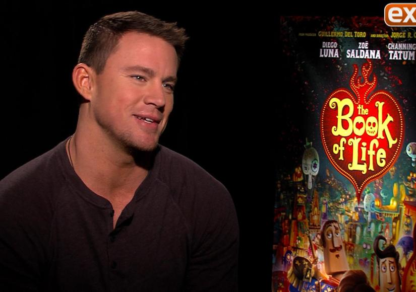 Channing Tatum's Daughter Visited 'Magic Mike 2' Set: 'Worst Parenting…