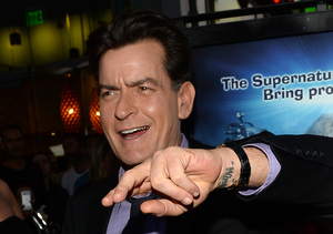Charlie Sheen Breaks Up with Porn Star Fiancée Weeks Before Wedding