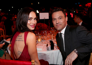 Megan Fox and Brian Austin Green Are NOT Having Marriage Troubles, Despite Reports