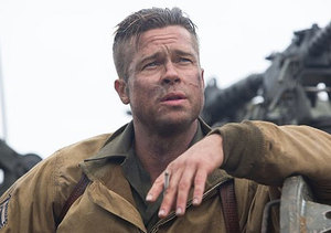 Brad Pitt's 'Fury' Takes Over the Box Office