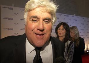 Lots of Laughs! Comedians Honor Jay Leno as He Receives Mark Twain Prize