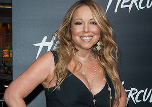 Mariah Carey Nearly Suffers Another Wardrobe Malfunction on Tour