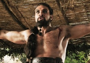Extra Scoop: Watch Jason Momoa's Super Intense 'GoT' Audition…