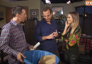 Will Arnett and Sean Hayes Trash-Talk on the Set of 'The Millers'