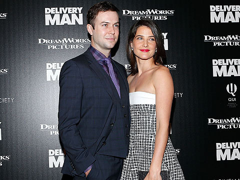 Baby News! Cobie Smulders and