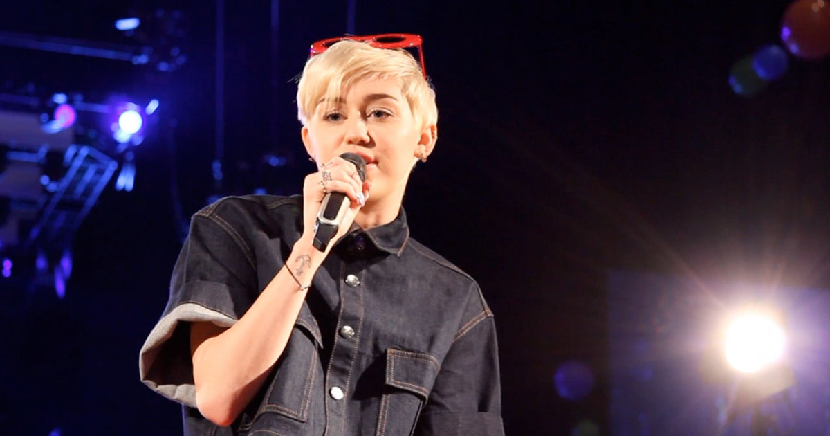 Miley Cyrus Rips Into Drug Overdose Rumors On Bangerz Tour