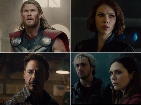 Watch the New 'Avengers: Age of Ultron' Teaser Trailer!