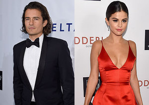 New Couple Alert Averted? Orlando Bloom Denies He's Dating Selena Gomez