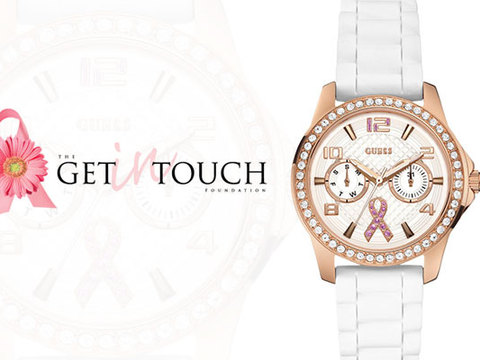 Win It! A Sparkling Pink GUESS