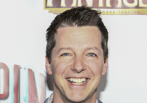 Sean Hayes Is a Married Man!