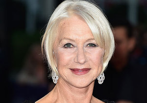 Helen Mirren Is the New Face for L'Oreal!