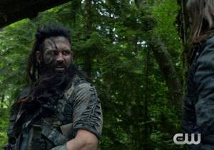 'The 100': Meet the Grounders' Healer Nyko