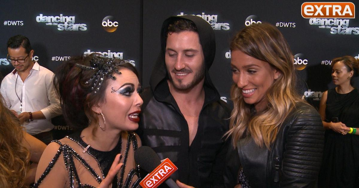 Dwts dating rumors