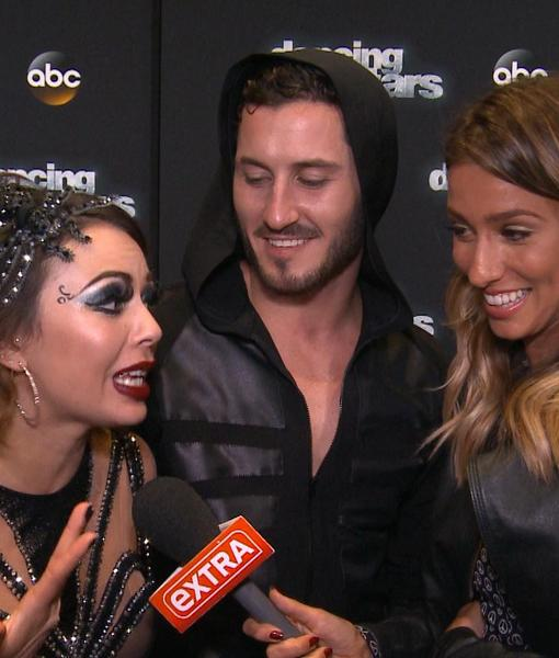 'DWTS' Week 7: Janel and Val Address Dating Rumors, and Antonio Gets Eliminated