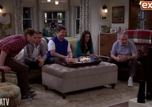 Tyler Ritter on 'The McCarthys'… and Who Makes Him Starstruck