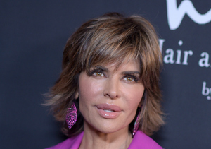 Lisa Rinna Latest Star to Go Makeup-Free in the Morning