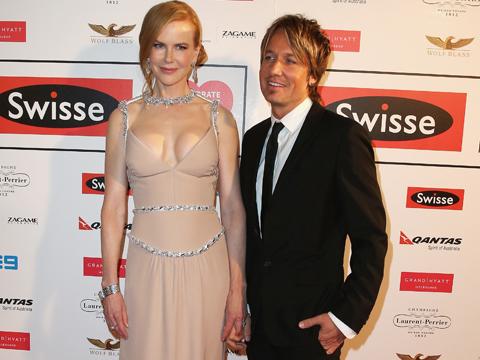 Nicole Kidman on Rumors She