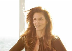 Cindy Crawford Shares Her Beauty Secrets at Michigan Avenue Cover Party