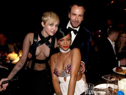 Miley Cyrus vs. Rihanna: See