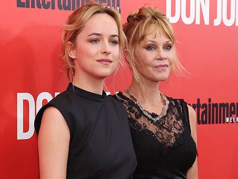Melanie Griffith: It Will Be 'Too Awkward' to See Daughter in '50 Shades…