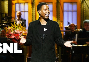 'SNL' Chris Rock's Shocking Monologue, Prince's Historic Performance