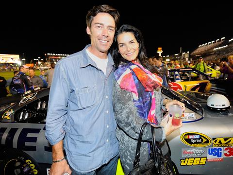 Angie Harmon and Jason Sehorn Split