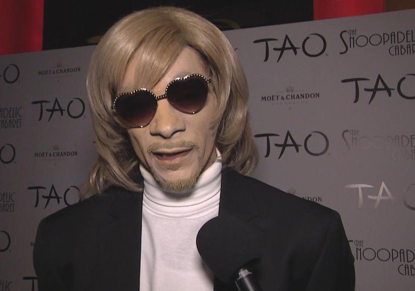 Look! Snoop Dogg Spends Halloween at TAO Nightclub as Alter-Ego 'Todd'