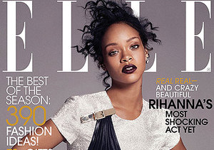 Magazine Queens! Rihanna, Lupita Nyong'o, Kate Moss and Others