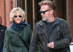 Reunited? Meg Ryan and John Mellencamp Take a Stroll in NYC