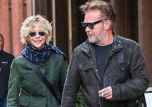 Reunited? Meg Ryan and John Mellencamp Take a Stroll in NYC