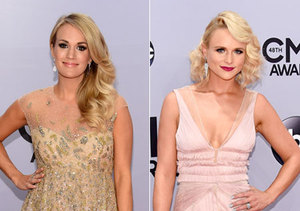Pics! Carrie Underwood, Miranda Lambert and Others at the 2014 CMAs