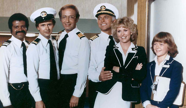 The Love Boat Cast Reunion On A Cruise Ship Pic ExtraTVcom - Love boat cruise ship